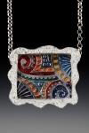 Frame necklace