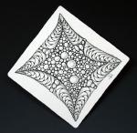 zentangle brooch 4