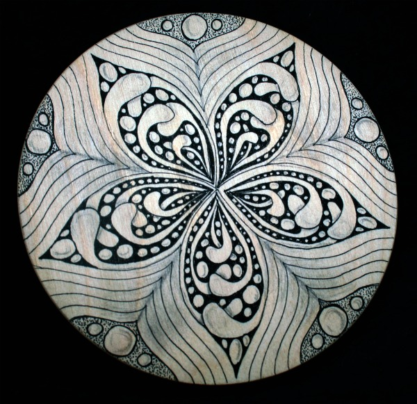 Zentangle Susan Breen Silvy